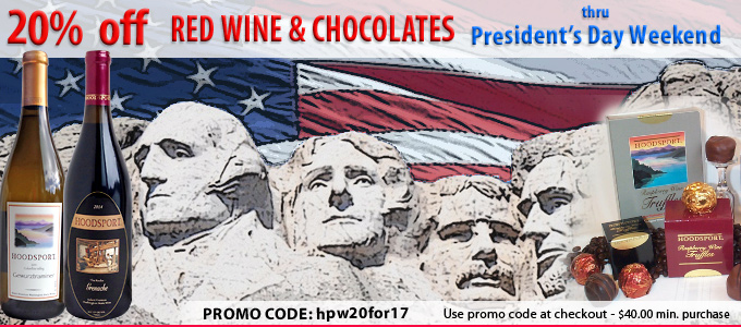 Presidents Day Special 20% Off